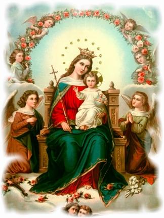 marie et millier d anges