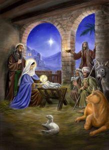 naissance jésus bethléem