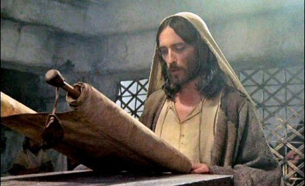Jesus enseigne