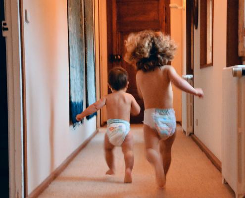 enfants se sauvent discipline