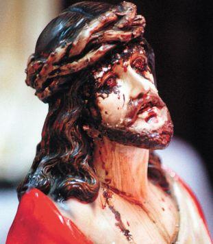 jésus pleure sang et eau-Devocion-Cristo-San-Pedro-Cochabamba_LRBOLIVIE ZIMA