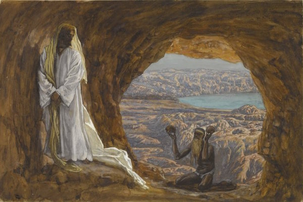 Jesus-Tempted-in-the-Wilderness-by-James-Tissot-between-1886-and-1894