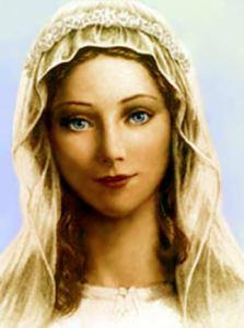Marie notre mère qui souris
