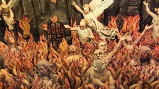 Résultats de recherche d'images pour «Nos prières peuvent-elles empêcher Satan d'attaquer ceux qui sont tout au fond du Purgatoire ?»