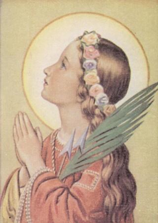 sainte PHILOMENE