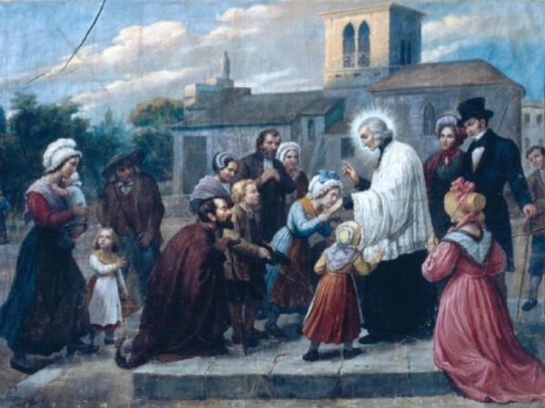 ST CURÉ D ARS