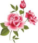 fleur rose 3