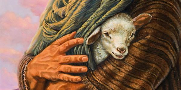 jésus agneau