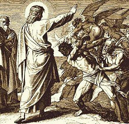 JESUSexorcise