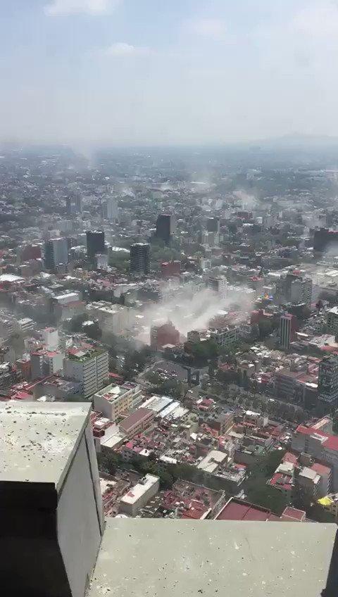 mexique 7.1 séisme 19 sept 2017