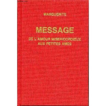 VOLUME MESSAGES MARGUERITE PETITES ÂMES