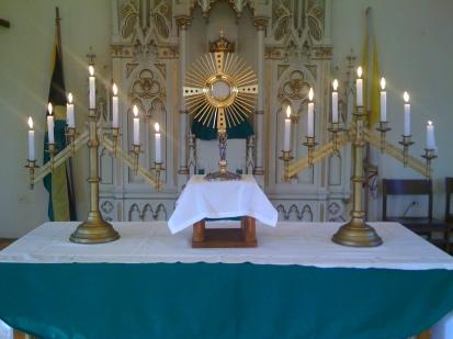 autel adoration