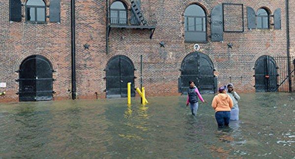 inondation us