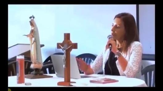 LUZ DE MARIA EN ENTREVUE