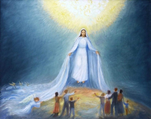 Notre Dame de Zaro (Ischia-Italie) : Catastrophes naturelles et grande lutte place Saint Pierre Marie-manteau-cc3a9nacle-e1519919589998