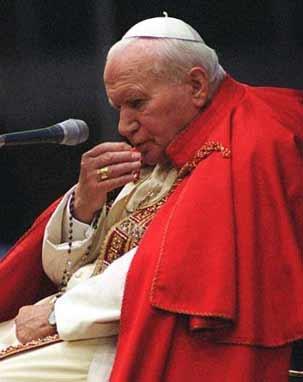 pape Jean-Paul-II-rosaire