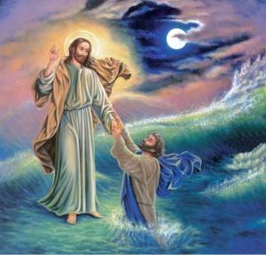 Réflexion : Faut-il vraiment obéir au Pape ? St-pierre-christ-on-water
