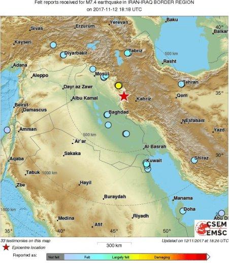 Un puissant séisme de magnitude 7,3 frappe l'Iran et l'Irak!! Sc3a9isme-iran-doc-t1dumaagbee