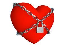 coeur-est-fermé-pour-verrouiller-21548946