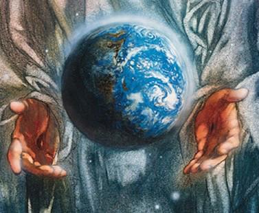 JÉSUS SUR LA TERRE god-on-earth