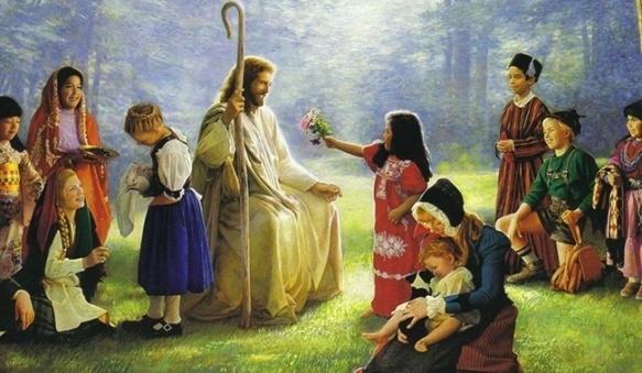 Jesus SOURIS AVEC ENFANTS_vice_670