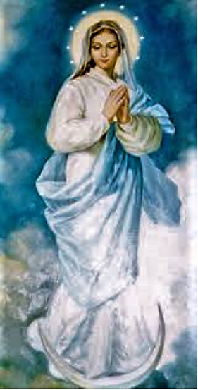 marie bénédiction