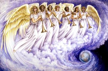 «L'épreuve présente et à venir et le triomphe de l'Église» par Mark Mallett 7-trompettes-angels-of-heaven-1