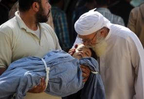enfant tué israel