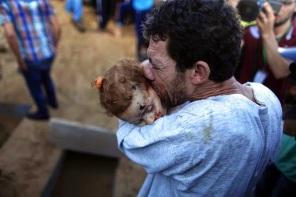 guerre palestine avant la mise au tombeau