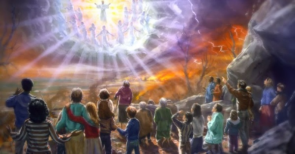 jésus revient-The-Second-Coming-of-Jesus-Christ-and-the-return-of-the-Church_