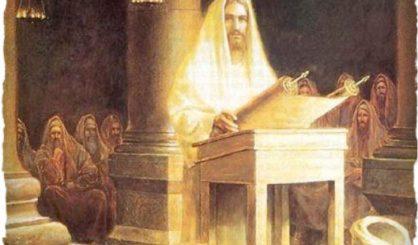 «L'épreuve présente et à venir et le triomphe de l'Église» par Mark Mallett Jesus-a-la-synagogue-725x425