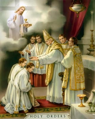 ordination SACRAMENT OF HOLY ORDERS 1