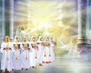 «L'épreuve présente et à venir et le triomphe de l'Église» par Mark Mallett Revelation-8-2