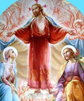 SAINTS COEURS MARIE JÉSUS JOSEPH