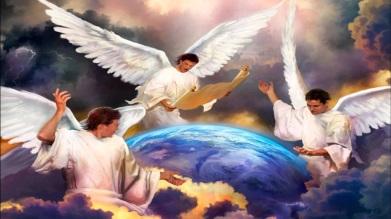 Serafino (frère de Conchita) dit que l'Avertissement se produirait après un déchirement de l'Eglise Anges-protecteurs-de-la-terre1