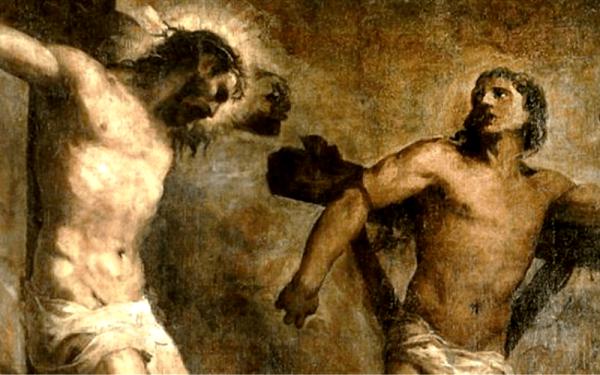 BON LARON 1102_jesus-fala-de-paraiso-so-uma-vez-e-fala-para-o-bom-ladrao-homilia-do-papa-francisco