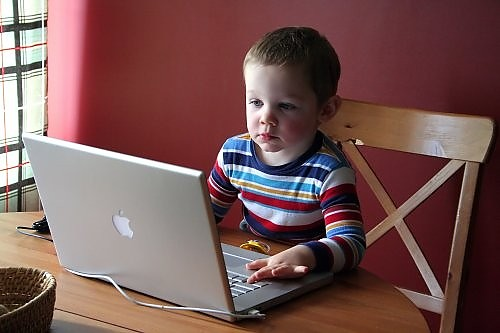 enfants esclaves internet
