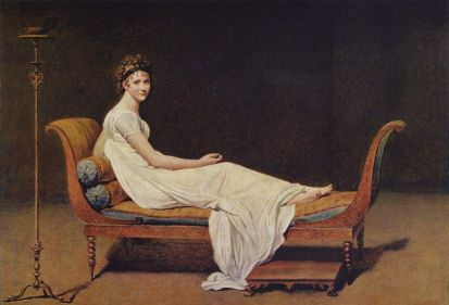 femme mondaine recamier-by-jacques-louis_david_016