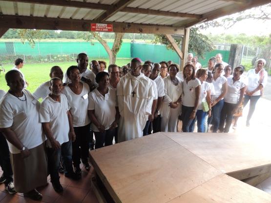 Retraite du Père James Manjackal en Martinique - Magnifique ! James-image-2