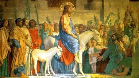 jésus âne P25-Jerusalem