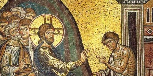 jésus guérit les lépreux Christ_cleans_leper_man-e1457980075499