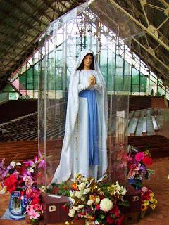 LOURDES-Virgem de Lourdes1