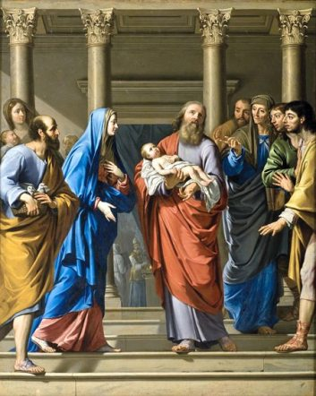 présentation jésus temple champaigne_presentation-in-the-temple-sm