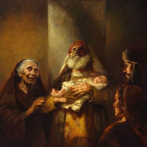 présentation jésus temple schilderij-simeon-en-anna-1_orig
