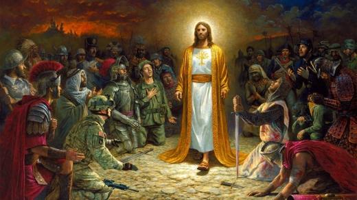 RETOUR JÉSUS jesus-the-king-of-kings