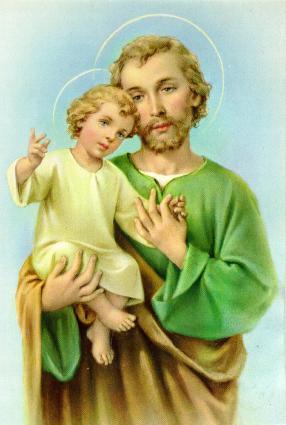 saint joseph jésus