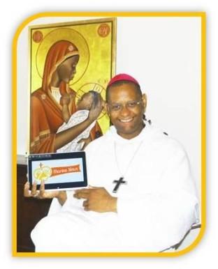 Retraite du Père James Manjackal en Martinique - Magnifique ! William-responsable-de-yeshua