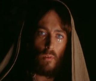 passion larmes jésus