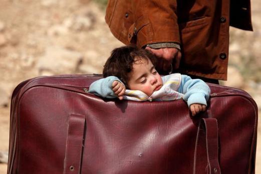 bébé valise