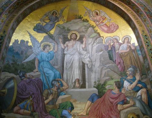 jésus RÉSURRECTION